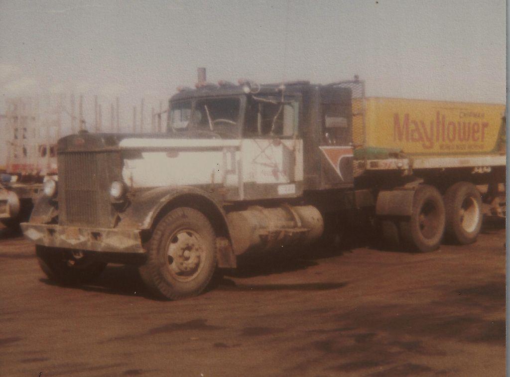 Pete iron nose trucks big rig trucks semi trucks