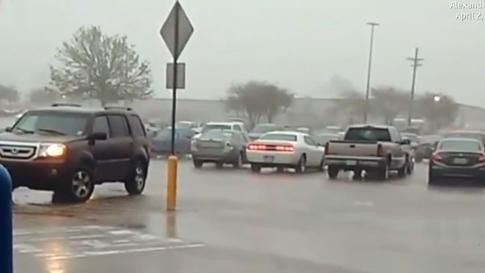 From The Weather Channel iPhone App The weather channel