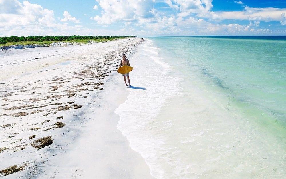 Discover Floridas Idyllic Hidden Beaches Florida Hidden Beach