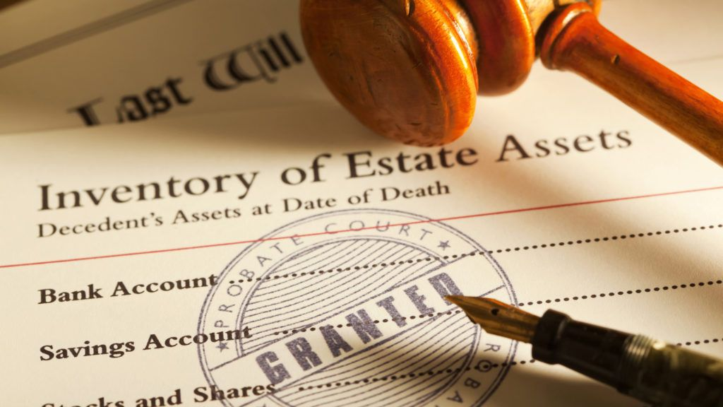 How much does probate cost real estate fees and other