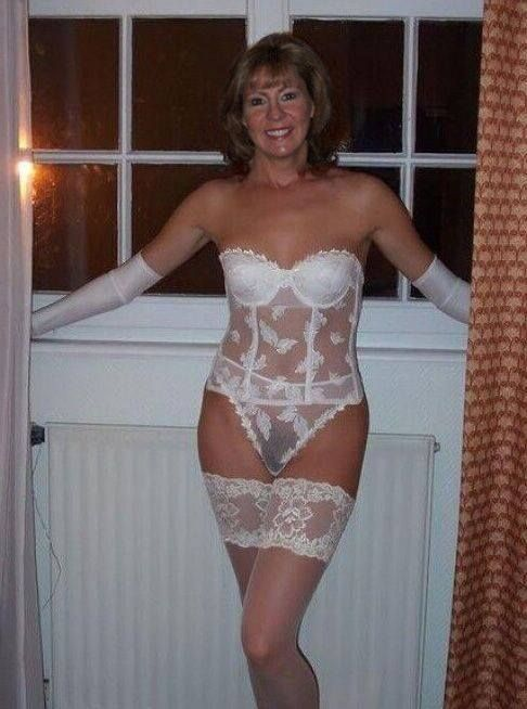Consider, Mature amateur milf see through lingerie consider, that