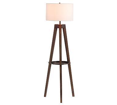 Pottery Barn Miles Tripod Floor Lamp