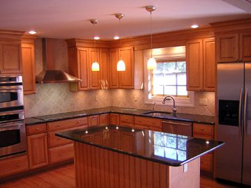 Low Cost Kitchen Remodeling Renovations Countertops Islands Cabinets