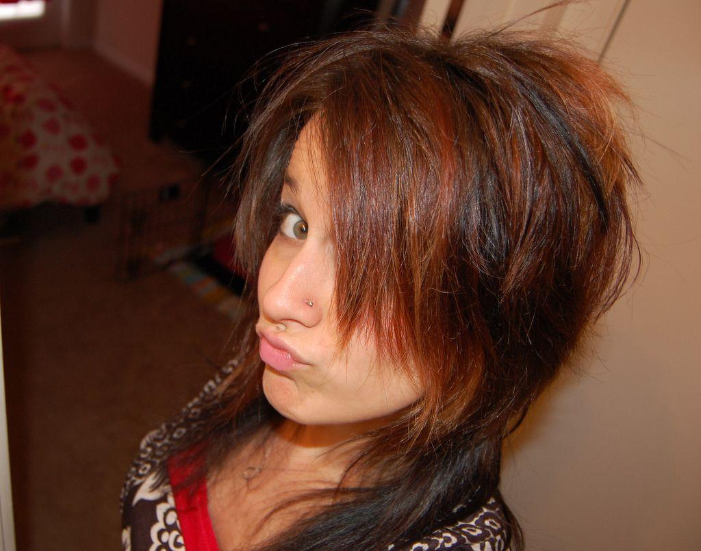 Punk Hairstyles For Girls Girlpunkhairstyles Tintaosmontes