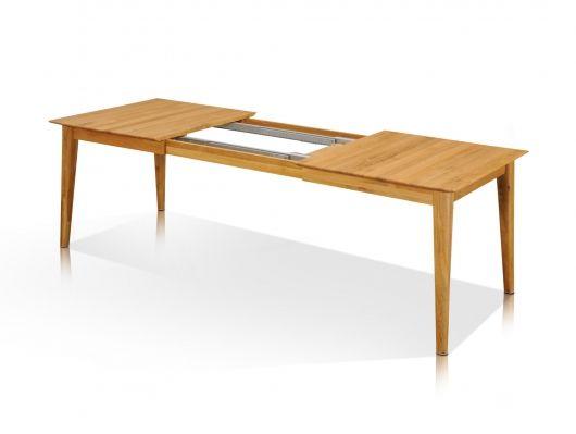 Tisch Wildeiche massiv Breite 90cm / Länge wählbar (mit