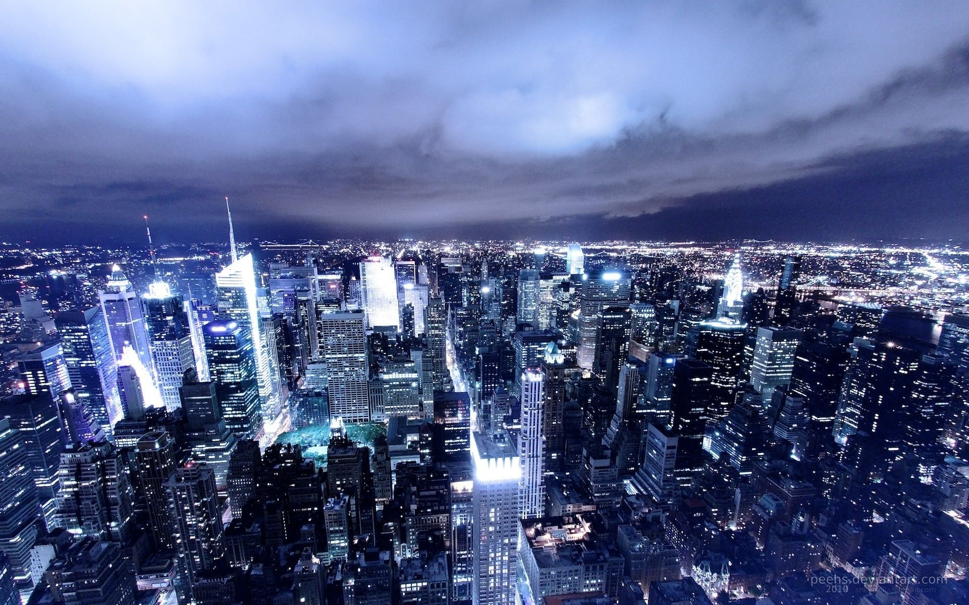 Download Wallpaper 3840x2160 New York Usa Night City Bridge 4k Uhd 16 9 Hd Background Williamsburg Bridge Night City Brooklyn Bridge