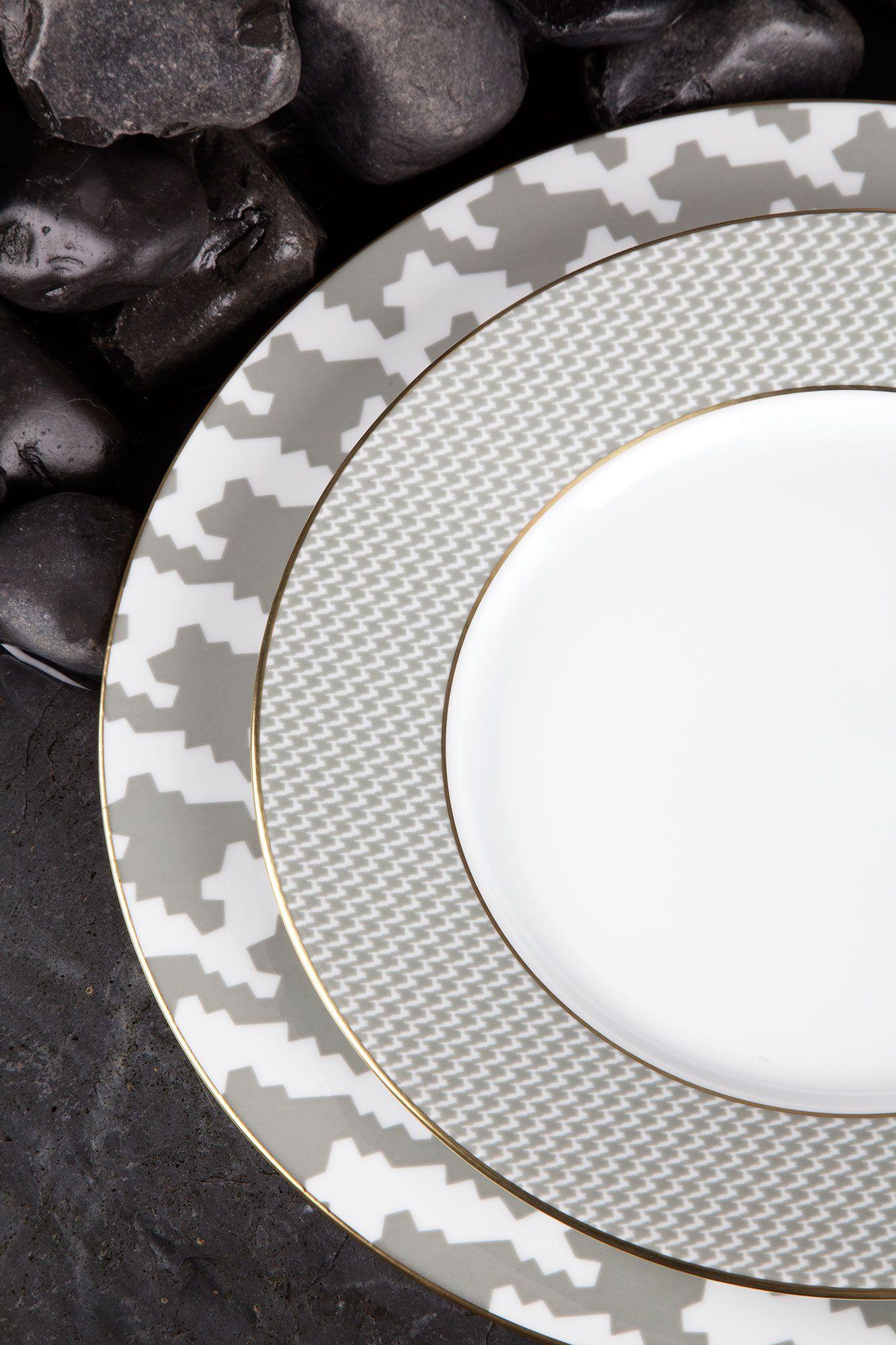 Legle Pied Du Poule Porcelain Tableware