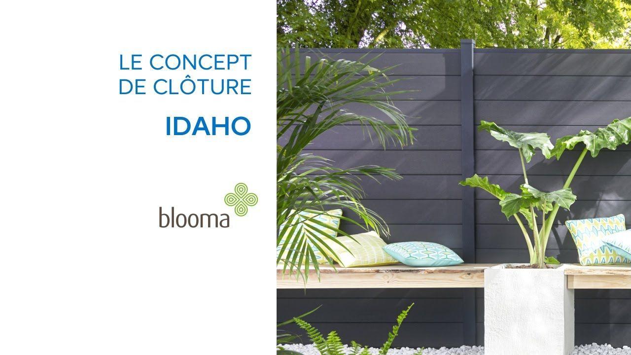 Panneaux De Jardin Composables Idaho Blooma 619652 Castorama Panneau Jardin Jardins Creation De Terrasse