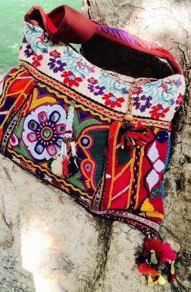Colourful Banjara Bag
