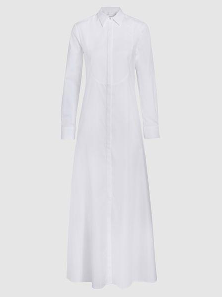 St Tropez Cotton Tuxedo Maxi Dress Racil mMOWe