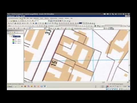 Arcmap 10 Georeference Image Map Image Urban Planning