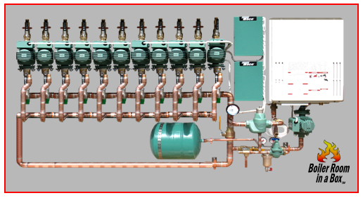 Aim Floor Heating Systems Radiant Heating System