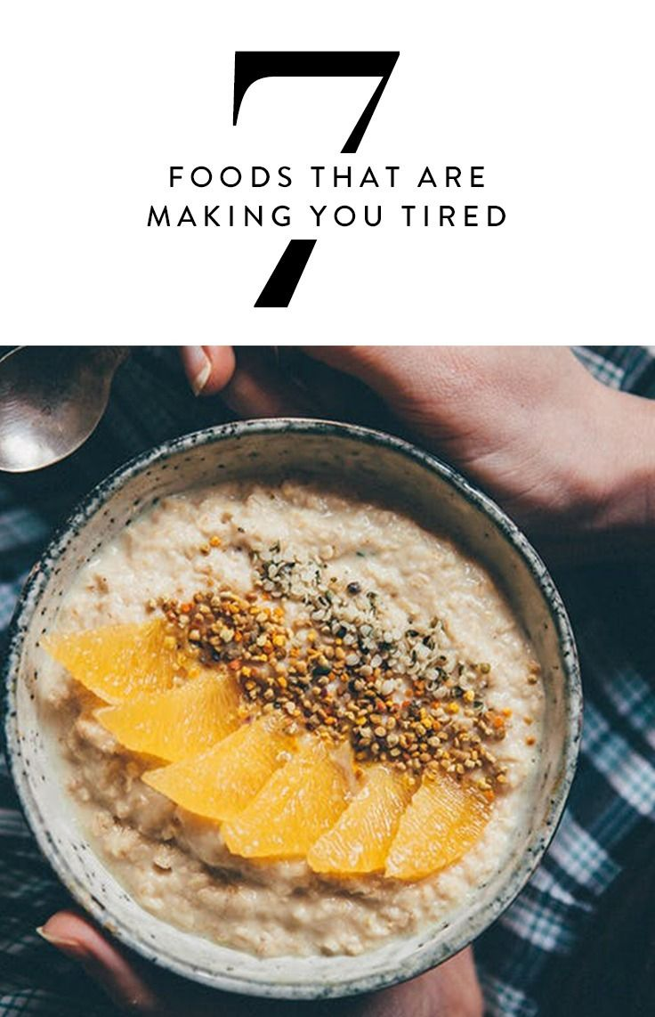 5 Things You Didn T Know Were Making You So Tired Food Healthy Snacks Recipes High Fiber Foods
