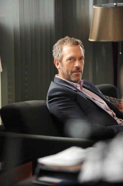 Hugh Laurie...HOUSE