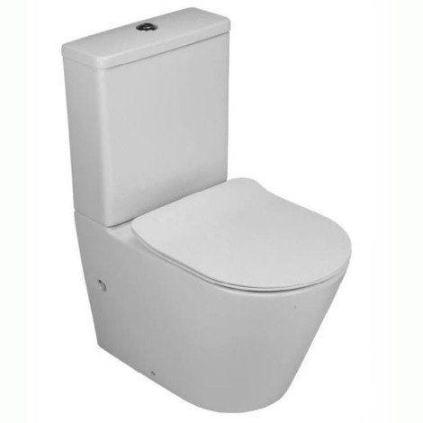 linfawallfacedsuite Toilets & Bidet Shower Toilets