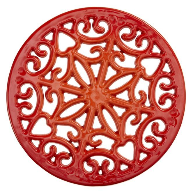 Кука Коллекция Orange Чугун Подставка - Подставки - чугунная посуда ...