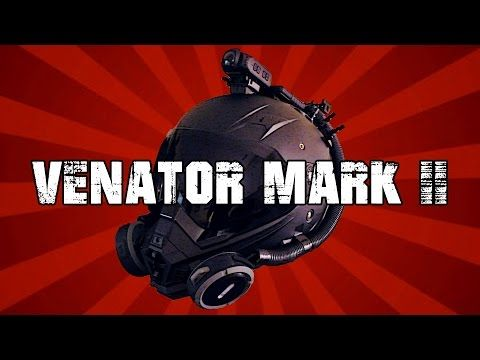 How to make a Venator Mark II Helmet | motorcycle helmet