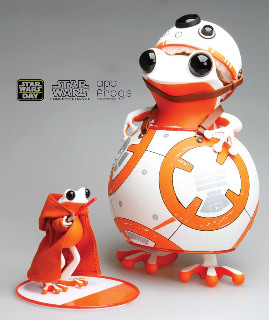 SpankyStokes.com   Vinyl Toys, Art, Culture, & Everything Inbetween: TwelveDot x Common Ground x Toy Republic - Star Wa...