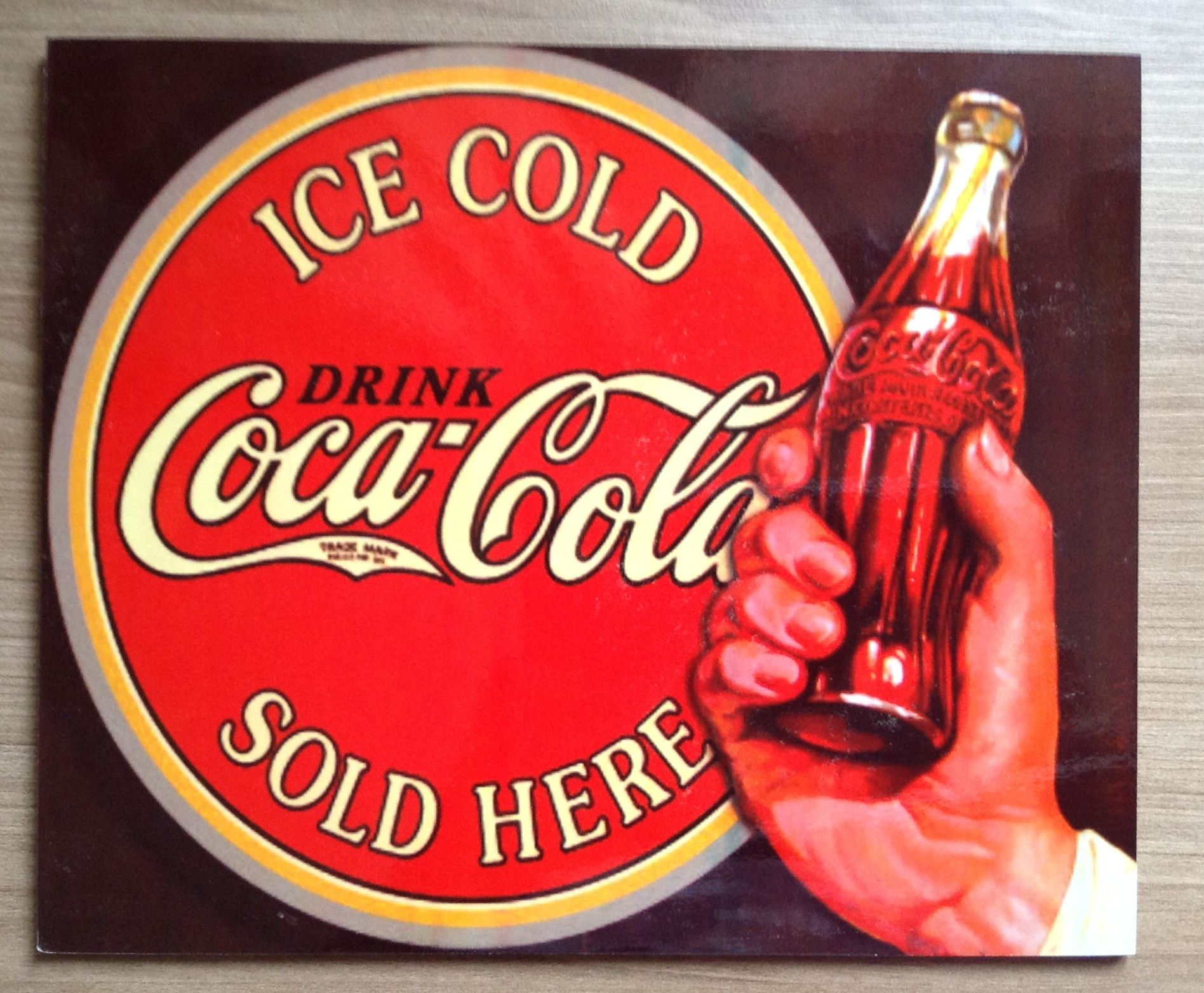Old Coke Signs