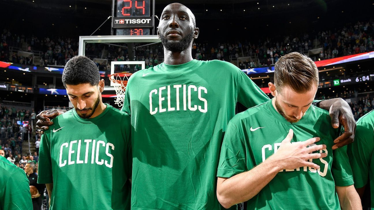 Center of attention Where Tacko Fall stands in basketball