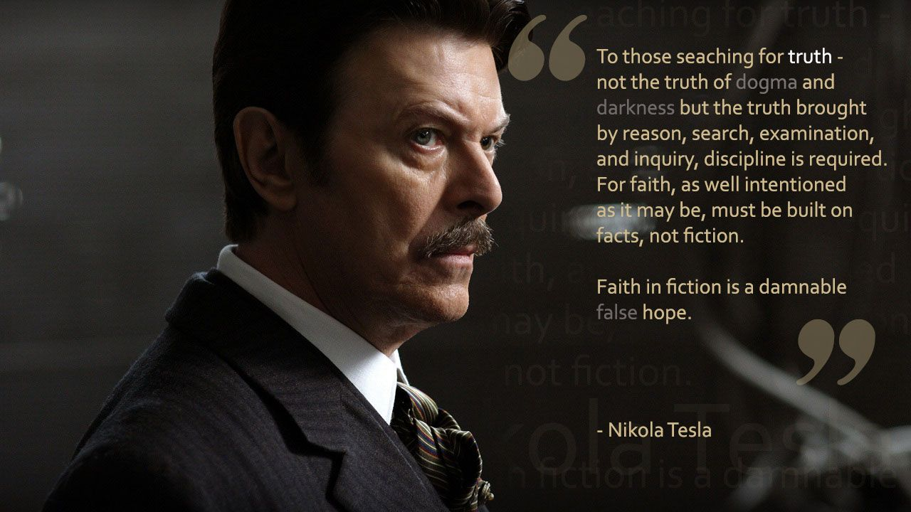 Nikola Tesla On Faith Gt Proof From October About My 800