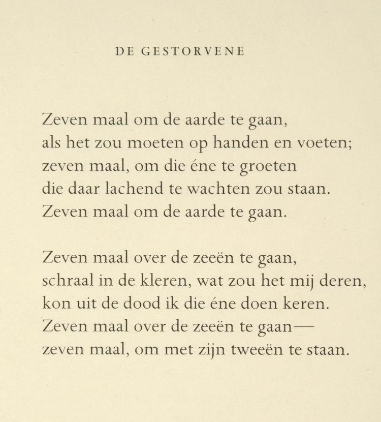 Schrijven Van Citaten : Ida gerhardt verzamelde gedichten koninklijke