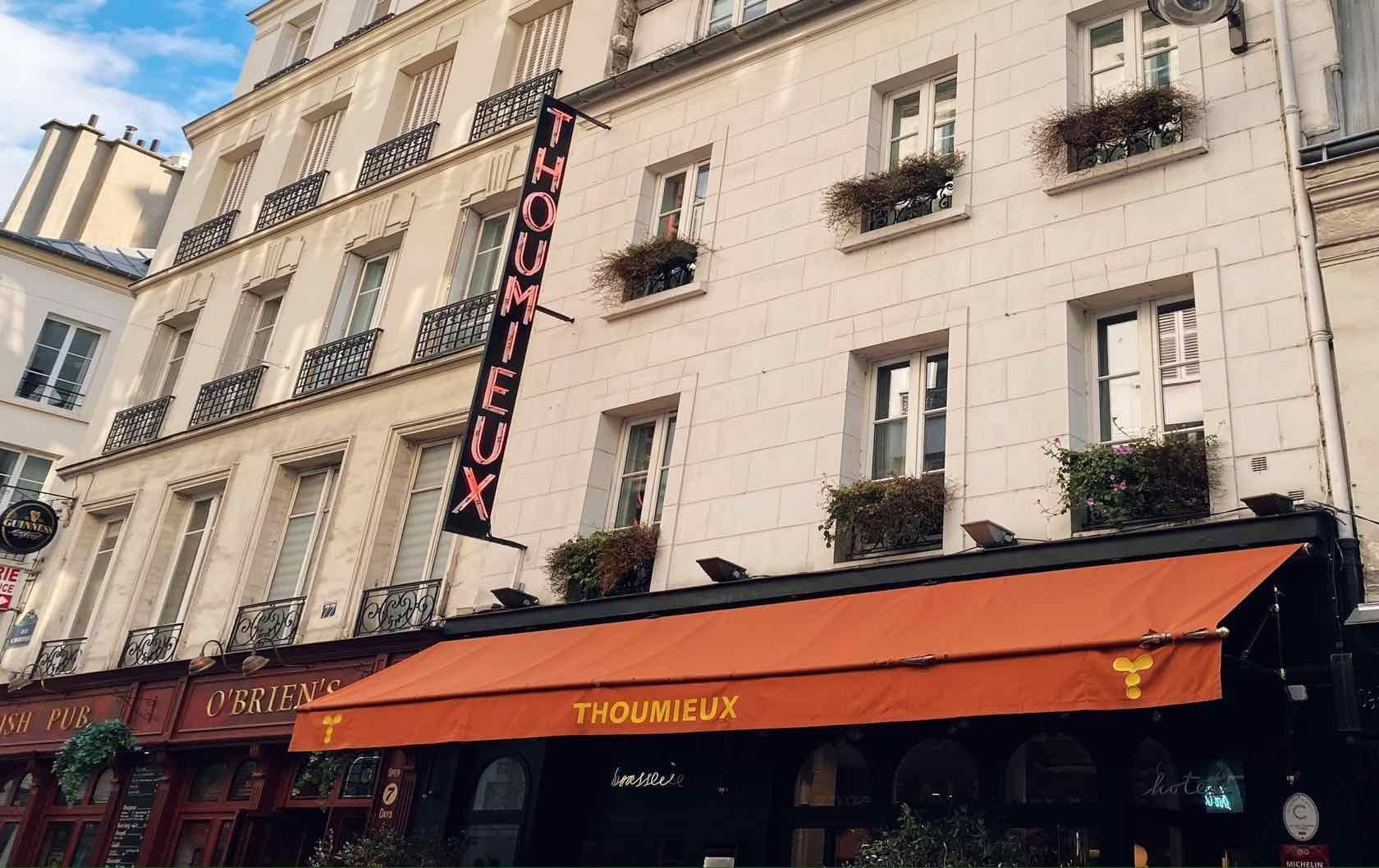 Finedining restaurants in the 7th arrondissement eiffel