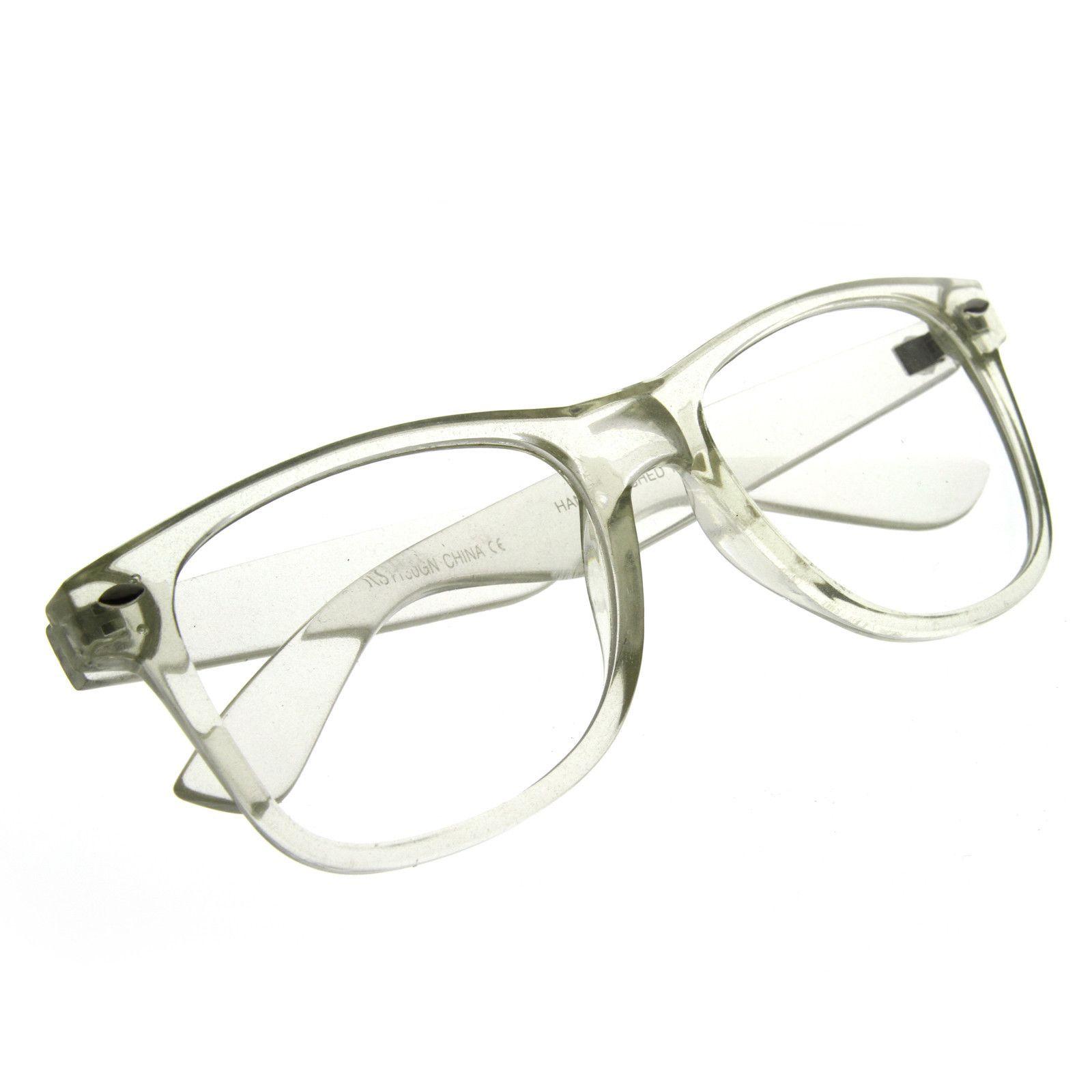 Super clear transparent crystal frame horned rim glasses 8050 super clear transparent crystal frame horned rim glasses 8050 jeuxipadfo Gallery