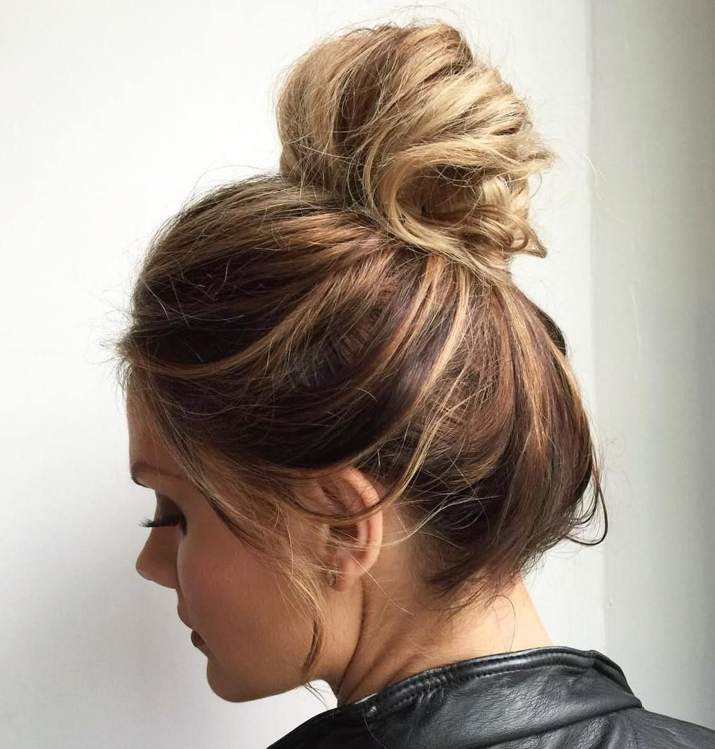 30 Quick And Easy Updos For Long Hair Easy Updos For Long Hair Long Hair Updo Easy Updo Hairstyles