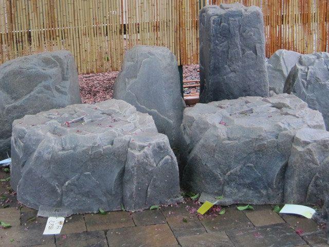 fake rocks to cover things - Fake Rock