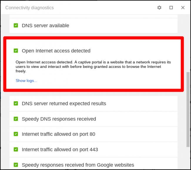 solve internet connection problems