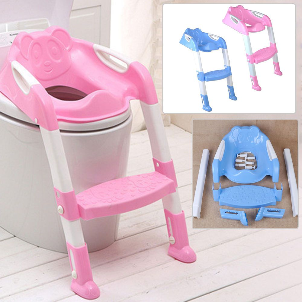 Swell Kids Potty Training Seat With Step Stool Ladder Toddler Creativecarmelina Interior Chair Design Creativecarmelinacom