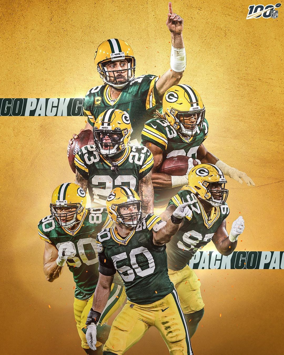 Nfl The Packers Improve To 4 1 And Sit Atop The Nfc North Nfc North Packers Go Packers