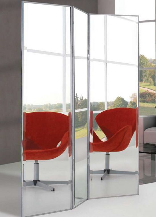 14 Extraordinary Mirrored Room Dividers Digital Picture Ideas Room
