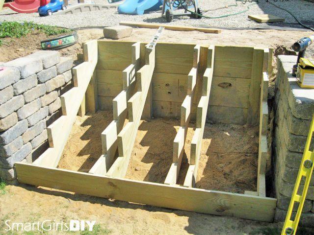 Best 6X6 Wood Retaining Wall Design Retainingwallideas 400 x 300