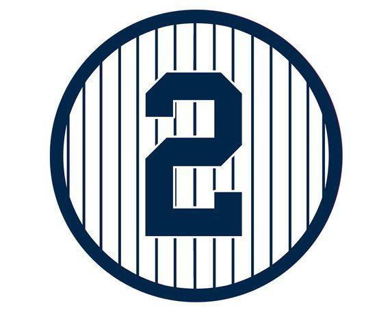 sale retailer 03382 2f6df Derek Jeter Retired Number Digital Download | New York ...