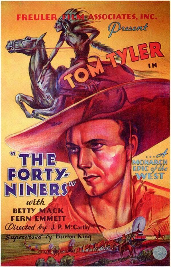 100 Years of Movie Posters: Tom Tyler