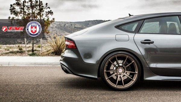 Audi Rs 7 By Tag Motorsports Hre Wheels Fourtitude Com Audi Rs7 Sportback Audi Rs Audi