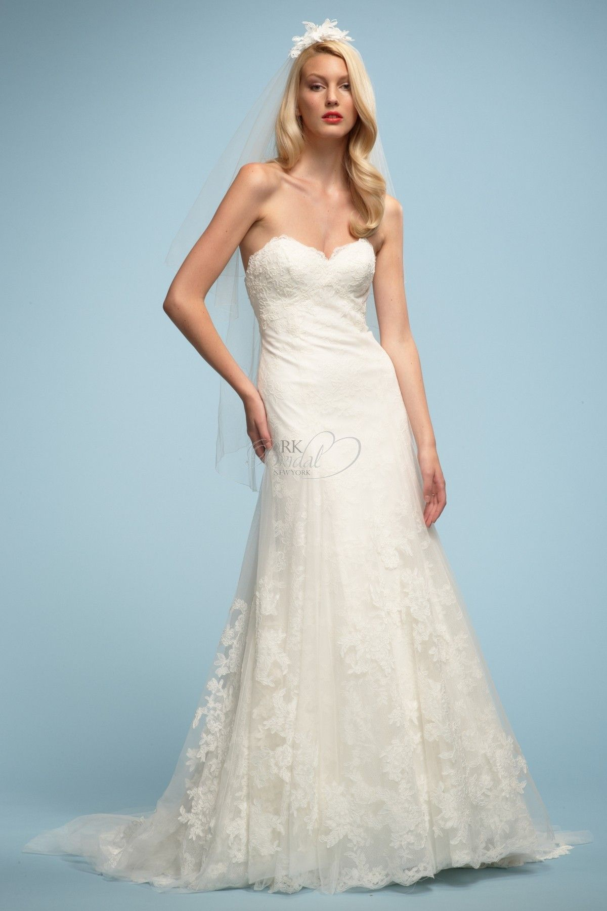Watters & Watters Bridal Spring 2013 - Style 3045 Gloria | b&t ...