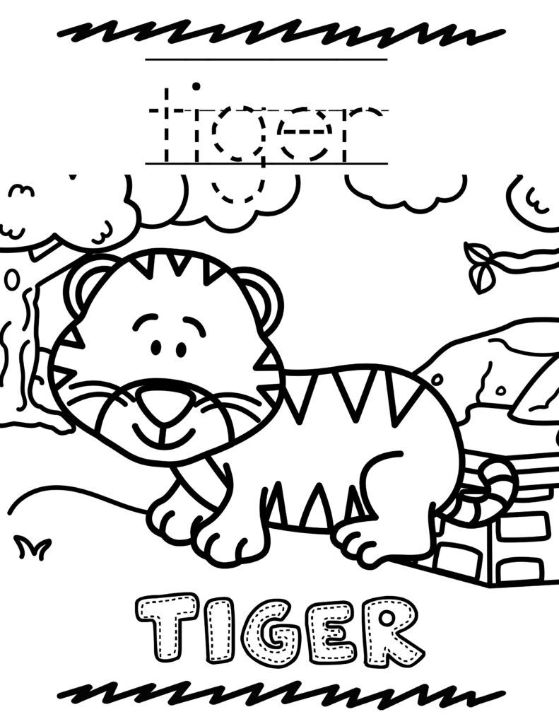 Free Printable Zoo Animal Coloring Book For Kids Animal Coloring Books Zoo Coloring Pages Zoo Animal Coloring Pages [ 1024 x 791 Pixel ]