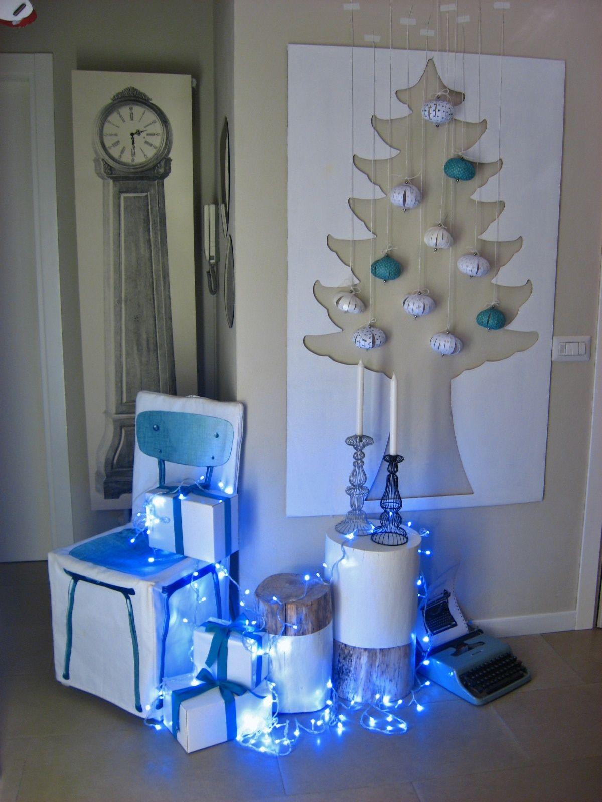 Christmas decorations diy - www.facebook.com/idiaridellappartamento www.idiaridellappartamento.it