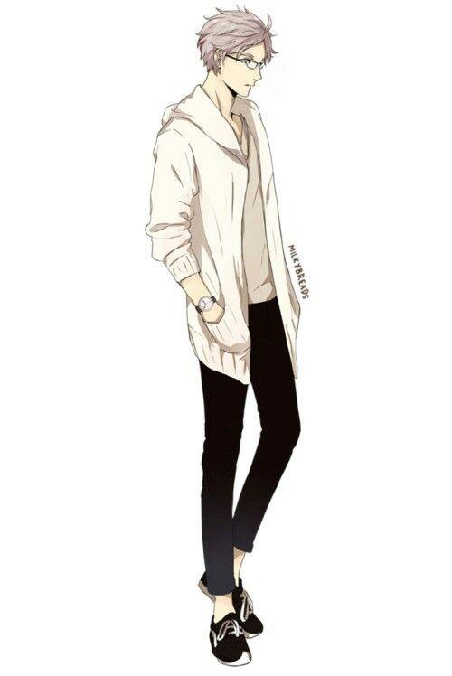 Suga In Casual Clothes Milkybreads Tumblr Com Haikyuu Haikyuu Anime Anime