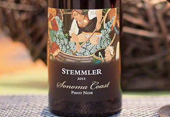 The 2013 Stemmler Pinot Noir Sonoma Coast is light in style, not as robust at the Robert Mondavi Carneros Pinot Noir  I reviewed this week. The Stemmler has more fresh red fruit characteristics. It has a little spice and some earthiness. It will go well with the typical Thanksgiving meal. Pinot Noir is always a good fit when serving a mishmash of foods. If you have a crowd coming, the $12.99 price at the Grocery Outlet will keep your expenses in check. I rate it at 88 points.  via…