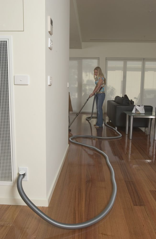 A Volta Central Vacuum Cleaner Is The Best Way To Clean