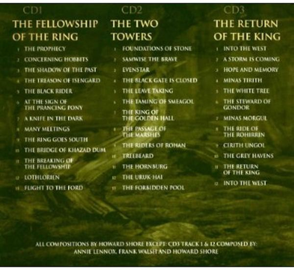 Lord Of The Rings Songs Wedding Tips and Inspiration