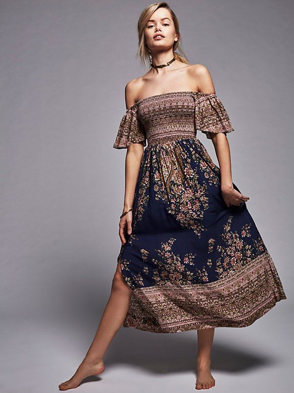 e1ff023a02d ... dress with sleeves Summer Dresses Trend 2019. Free People