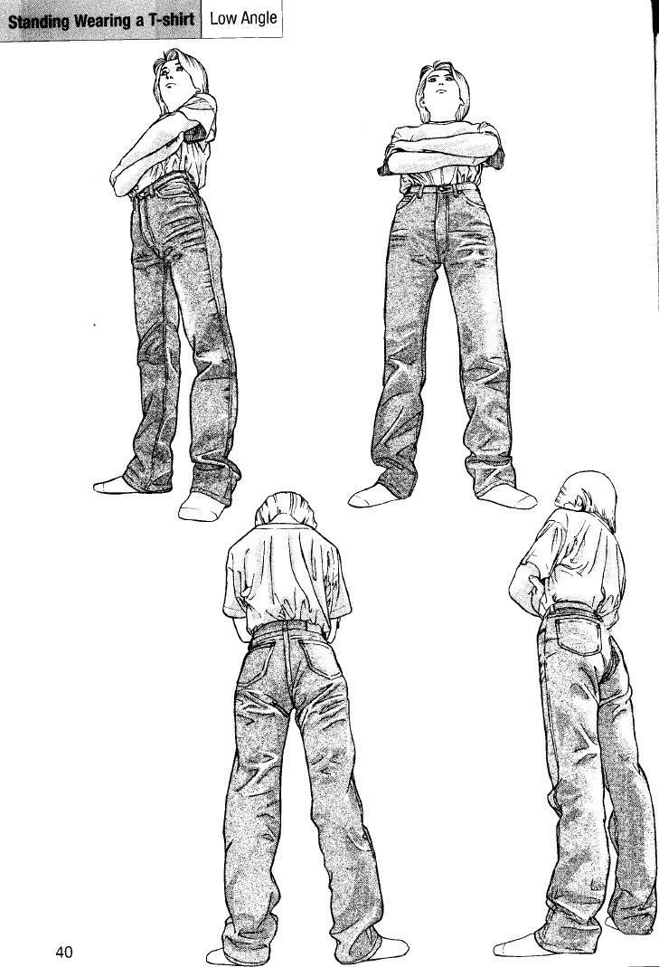 Image Result For Perspective Drawing Low Angle Manga Drawing Figure Drawing Reference Character Design