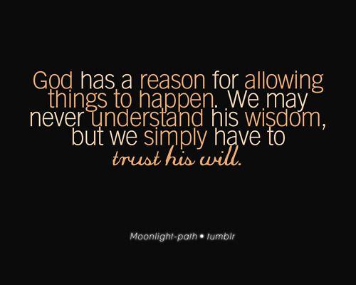 So true. Needed that reminder