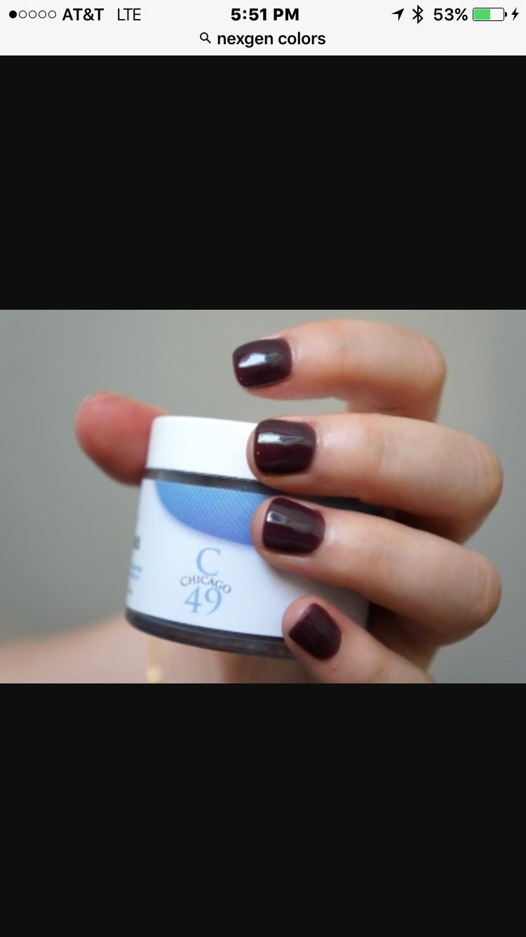 Chicago nexgen | Beauty | Pinterest | Manicure, Hair makeup and Makeup