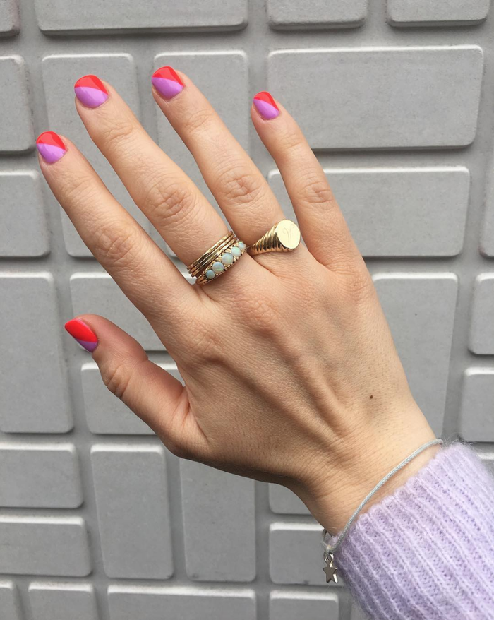 16 Non-Cheesy Nail Art Ideas to Complement Your Valentine's Day Look